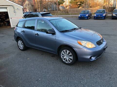 2005 Toyota Matrix for sale at HZ Motors LLC in Saugus MA