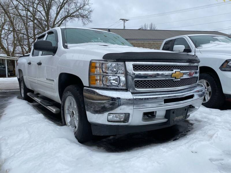 2013 Chevrolet Silverado 1500 for sale at Auto Exchange in The Plains OH