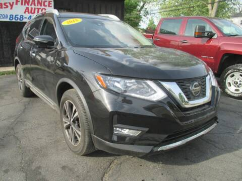 2018 Nissan Rogue for sale at EZ Finance Auto in Calumet City IL