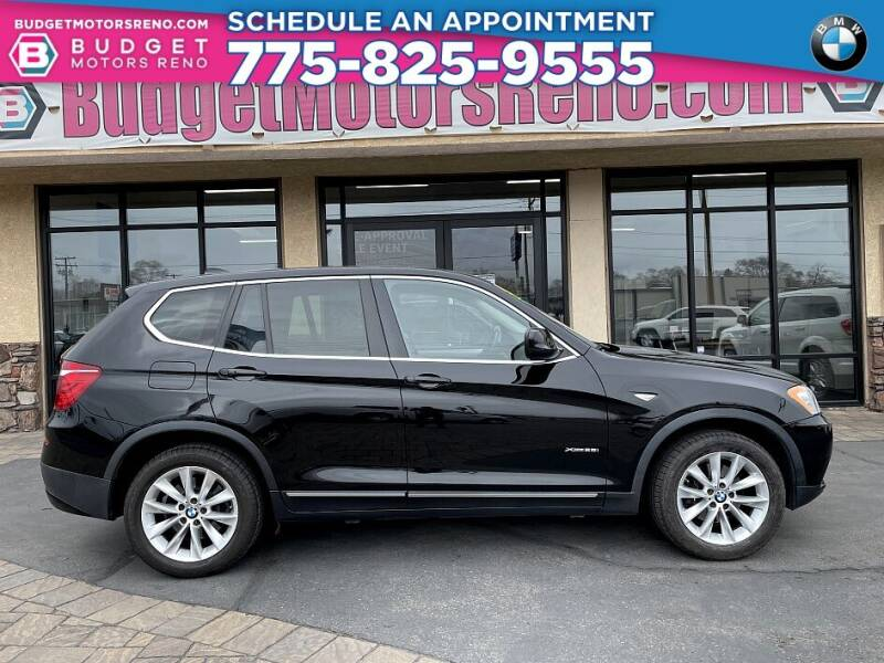 Used Bmw X3 For Sale In Reno Nv Carsforsale Com