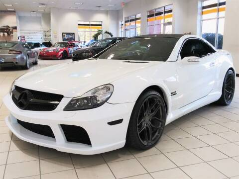 2005 Mercedes-Benz SL-Class for sale at Weaver Motorsports Inc in Cary NC