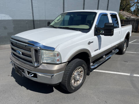 2007 Ford F-350 Super Duty for sale at APX Auto Brokers in Lynnwood WA