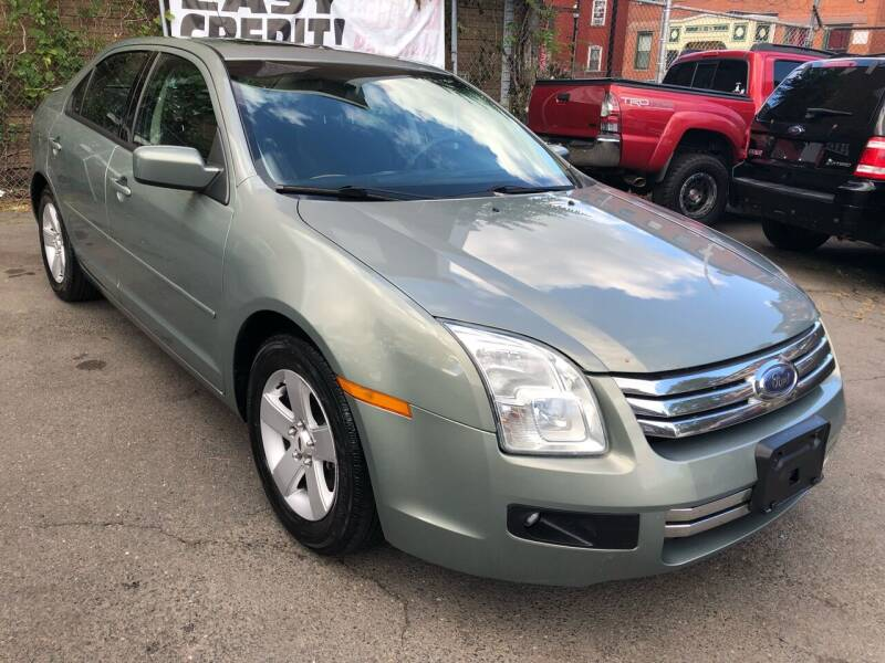 2008 Ford Fusion for sale at James Motor Cars in Hartford CT