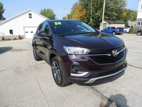 2020 Buick Encore GX for sale at Streich Motors Inc in Fox Lake WI