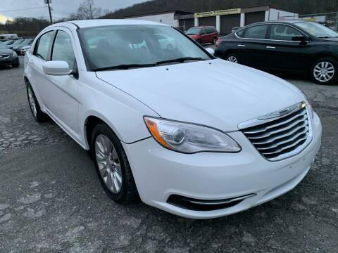 2014 Chrysler 200 for sale at Ron Motor Inc. in Wantage NJ