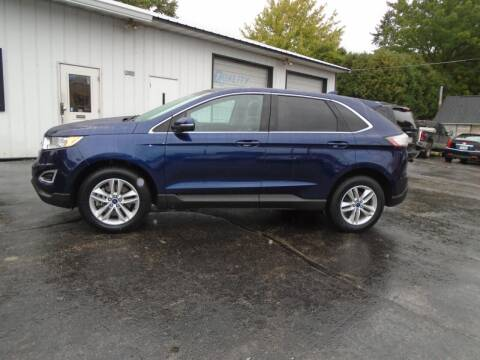 2016 Ford Edge for sale at NORTHLAND AUTO SALES in Dale WI