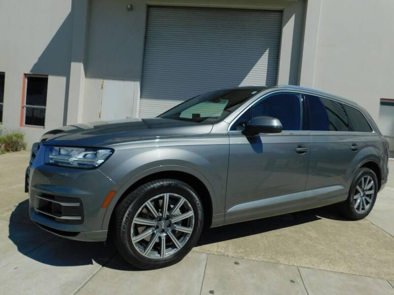 2017 Audi Q7 for sale at Conti Auto Sales Inc in Burlingame CA