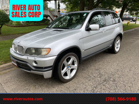 2003 BMW X5 for sale at RIVER AUTO SALES CORP in Maywood IL