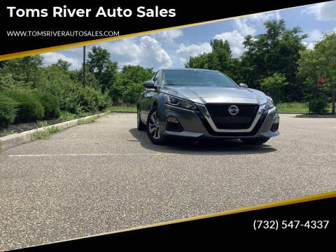 2019 Nissan Altima for sale at Toms River Auto Sales in Toms River NJ