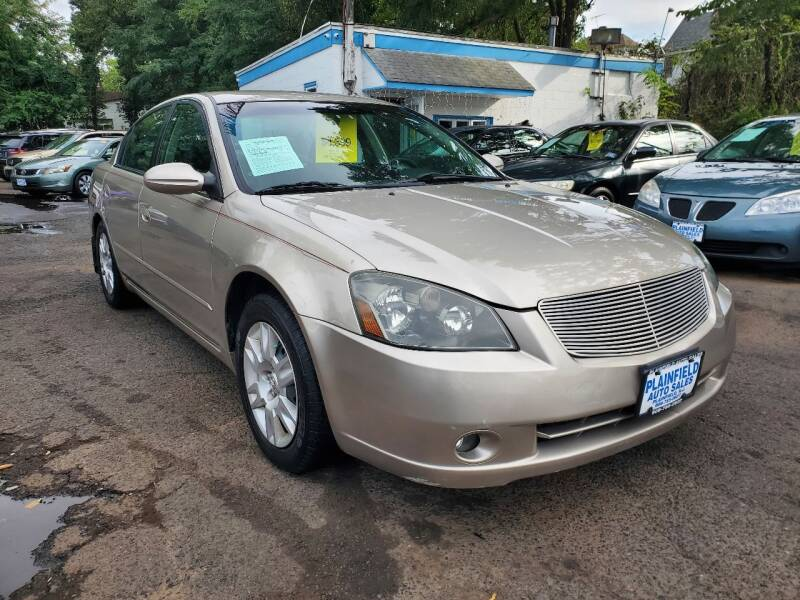 2005 Nissan Altima for sale at New Plainfield Auto Sales in Plainfield NJ