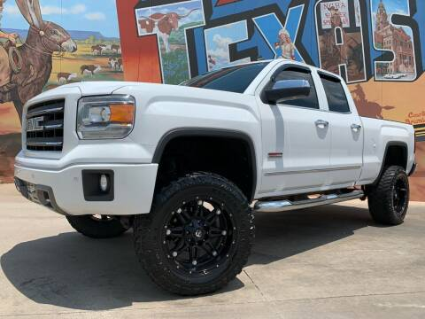 2014 GMC Sierra 1500 for sale at Sparks Autoplex Inc. in Fort Worth TX
