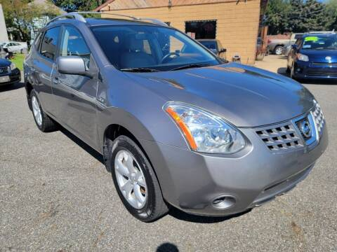 2008 Nissan Rogue for sale at Citi Motors in Highland Park NJ