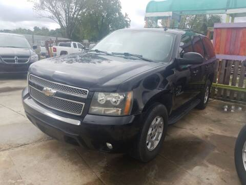 2009 Chevrolet Tahoe for sale at RODRIGUEZ MOTORS CO. in Houston TX