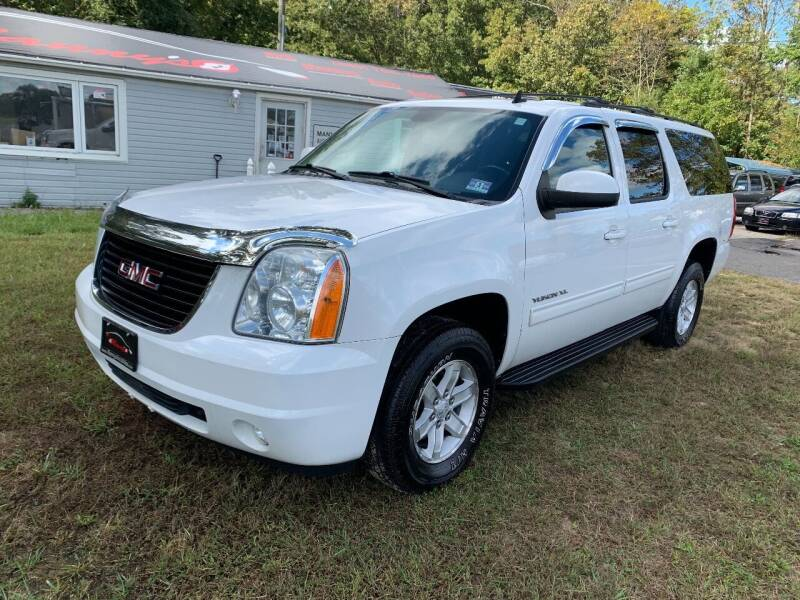 2012 GMC Yukon XL for sale at Manny's Auto Sales in Winslow NJ