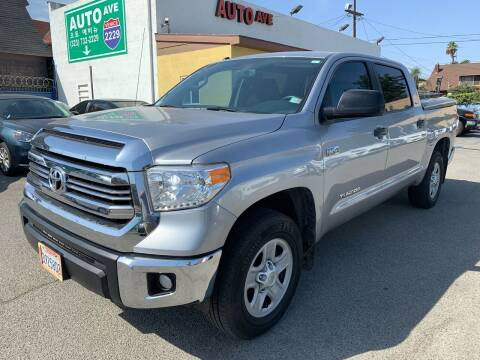 2016 Toyota Tundra for sale at Auto Ave in Los Angeles CA