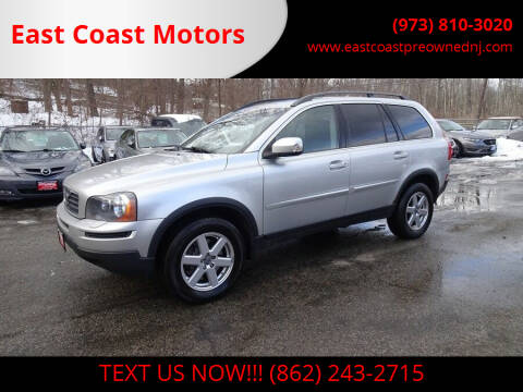 2007 Volvo XC90 for sale at East Coast Motors in Lake Hopatcong NJ