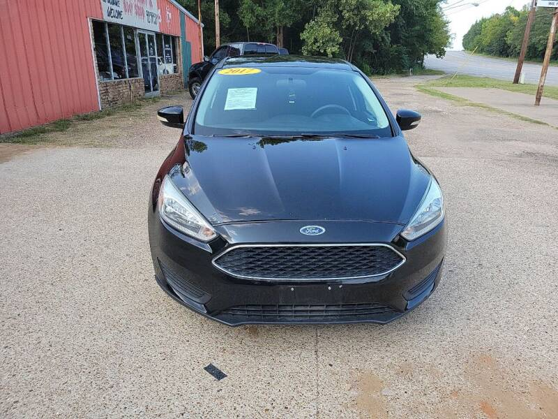 2017 Ford Focus for sale at MENDEZ AUTO SALES in Tyler TX