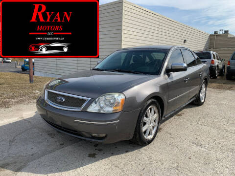 2006 Ford Five Hundred for sale at Ryan Motors LLC in Warsaw IN
