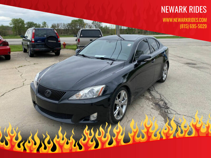 2010 Lexus IS 350 for sale at Newark Rides in Newark IL