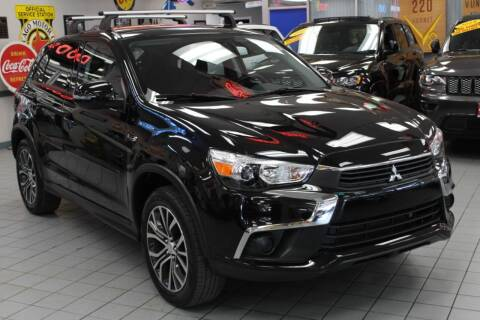 2017 Mitsubishi Outlander Sport for sale at Windy City Motors in Chicago IL