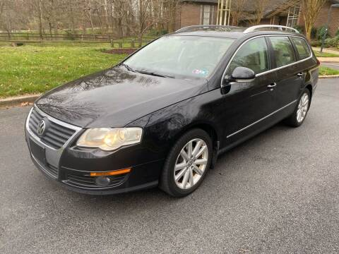 2010 Volkswagen Passat for sale at Bowie Motor Co in Bowie MD