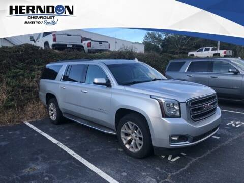 2015 GMC Yukon XL for sale at Herndon Chevrolet in Lexington SC