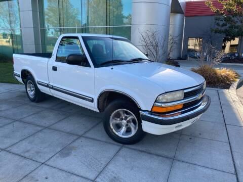 1999 Chevrolet S-10 for sale at Top Motors in San Jose CA