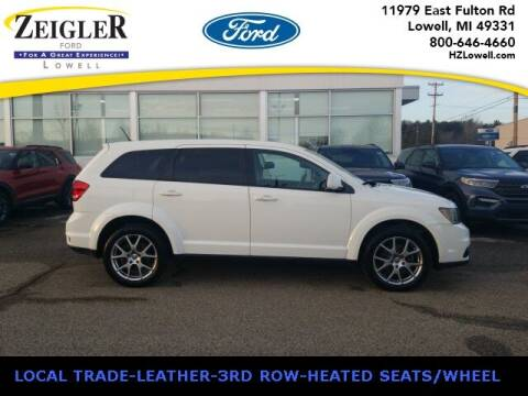 2015 Dodge Journey for sale at Zeigler Ford of Plainwell- Jeff Bishop in Plainwell MI