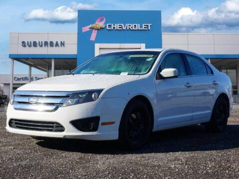 2011 Ford Fusion for sale at Suburban Chevrolet of Ann Arbor in Ann Arbor MI