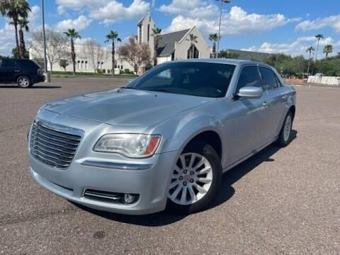 2013 Chrysler 300 for sale at DR Auto Sales in Glendale AZ