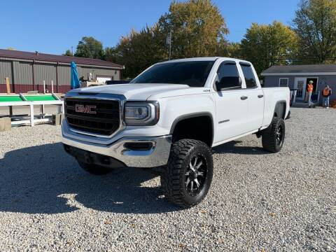 2016 GMC Sierra 1500 for sale at Davidson Auto Deals in Syracuse IN