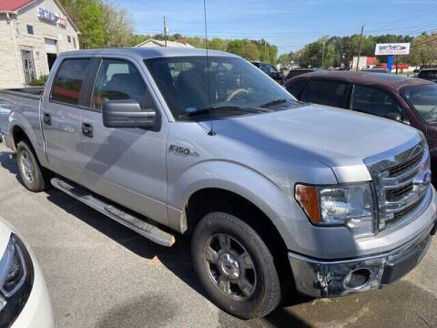 2014 Ford F-150 for sale at CBS Quality Cars in Durham NC