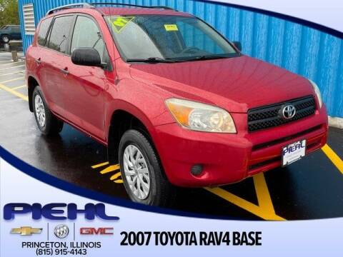 2007 Toyota RAV4 for sale at Piehl Motors - PIEHL Chevrolet Buick Cadillac in Princeton IL