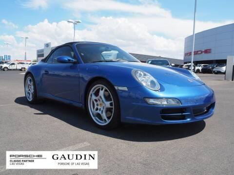 2006 Porsche 911 for sale at Gaudin Porsche in Las Vegas NV