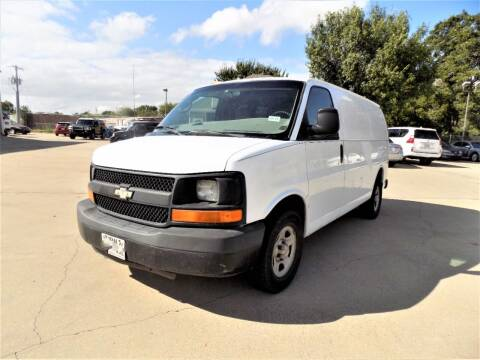 2005 Chevrolet Express Cargo for sale at Lewisville Car in Lewisville TX