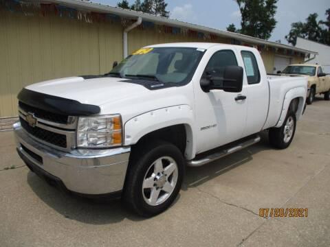 2011 Chevrolet Silverado 2500HD for sale at LINCOLN WAY MOTORS LLC in Cedar Rapids IA