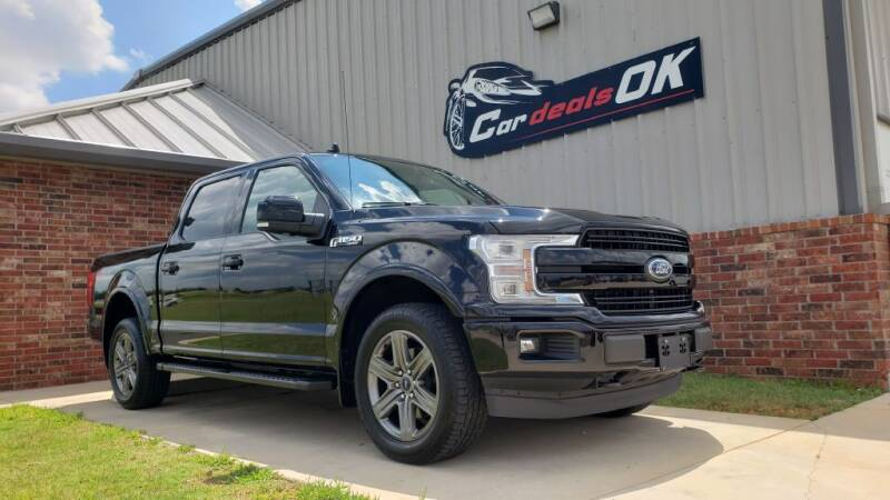 2020 Ford F-150 for sale at Car Deals OK in Oklahoma City OK