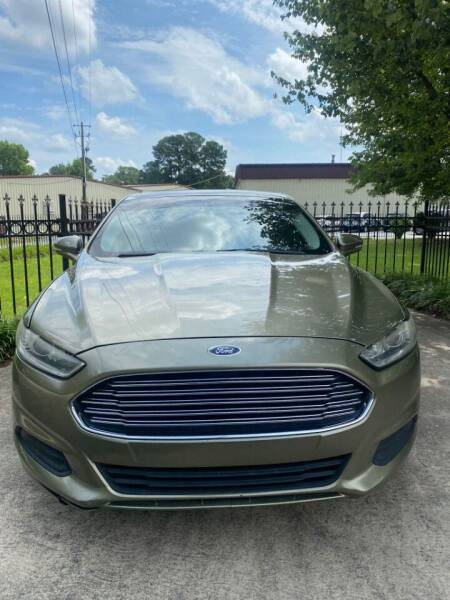 2013 Ford Fusion for sale at Affordable Dream Cars in Lake City GA