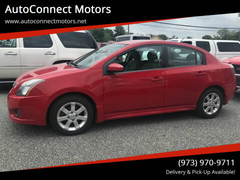 2012 Nissan Sentra for sale at AutoConnect Motors in Kenvil NJ