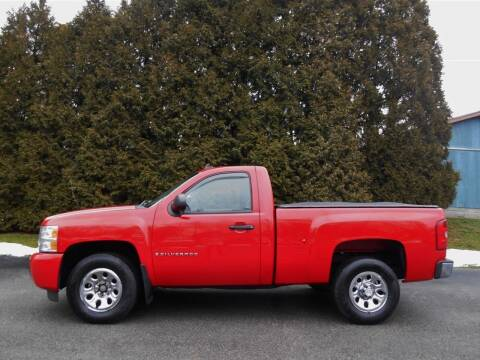2008 Chevrolet Silverado 1500 for sale at CARS II in Brookfield OH