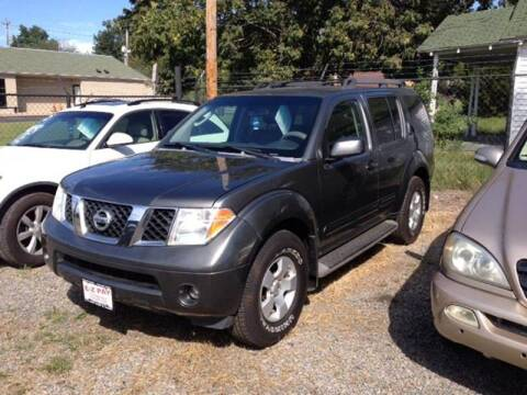 2007 Nissan Pathfinder for sale at E-Z Pay Used Cars - E-Z Pay Cars & Bikes in McAlester OK
