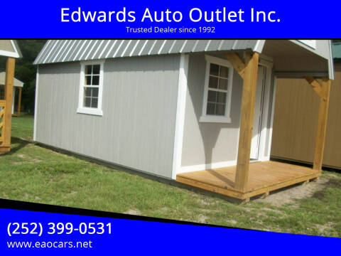 2020 Old Hickory Buildings 10x20 Lofted Playhouse for sale at Edwards Auto Outlet Inc. in Wilson NC