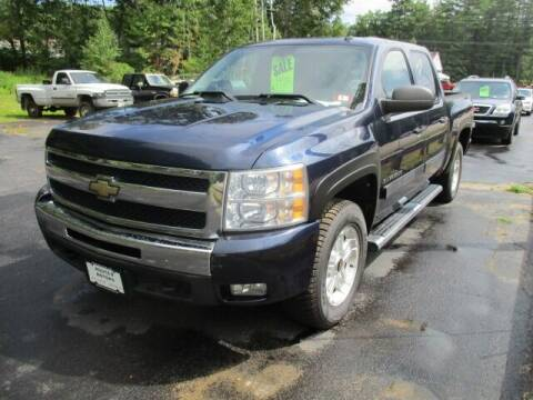 2011 Chevrolet Silverado 1500 for sale at Route 4 Motors INC in Epsom NH