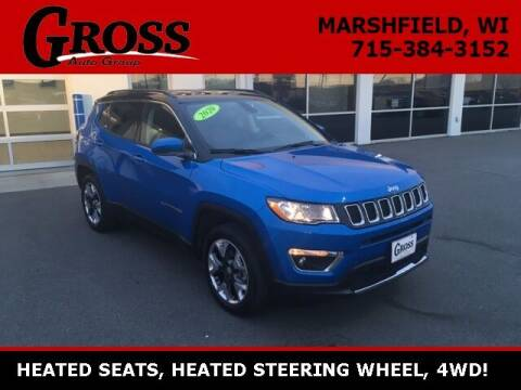 2020 Jeep Compass for sale at Gross Motors of Marshfield in Marshfield WI