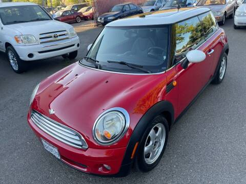 2008 MINI Cooper for sale at C. H. Auto Sales in Citrus Heights CA