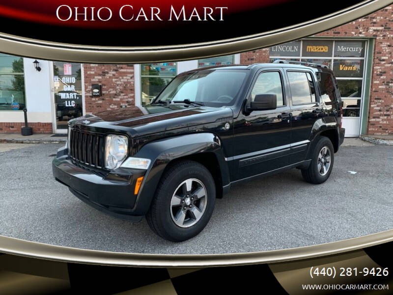 2008 Jeep Liberty for sale at Ohio Car Mart in Elyria OH