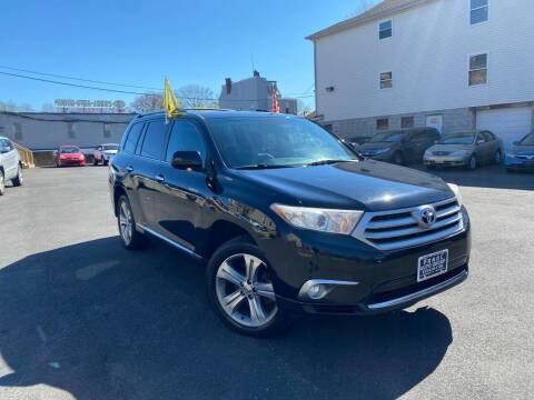 2011 Toyota Highlander for sale at PRNDL Auto Group in Irvington NJ
