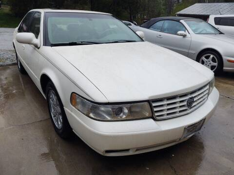 2002 Cadillac Seville for sale at Lanier Motor Company in Lexington NC