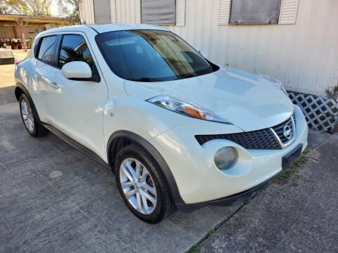 2011 Nissan JUKE for sale at Zora Motors in Houston TX