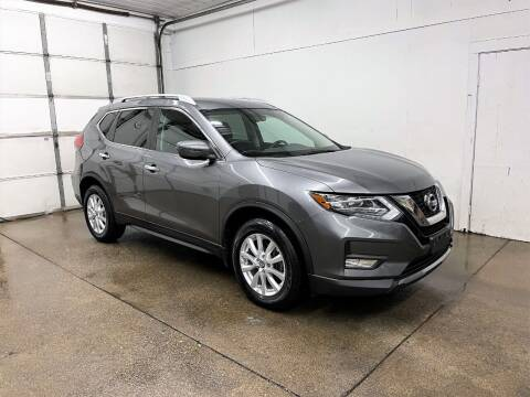 2017 Nissan Rogue for sale at PARKWAY AUTO in Hudsonville MI